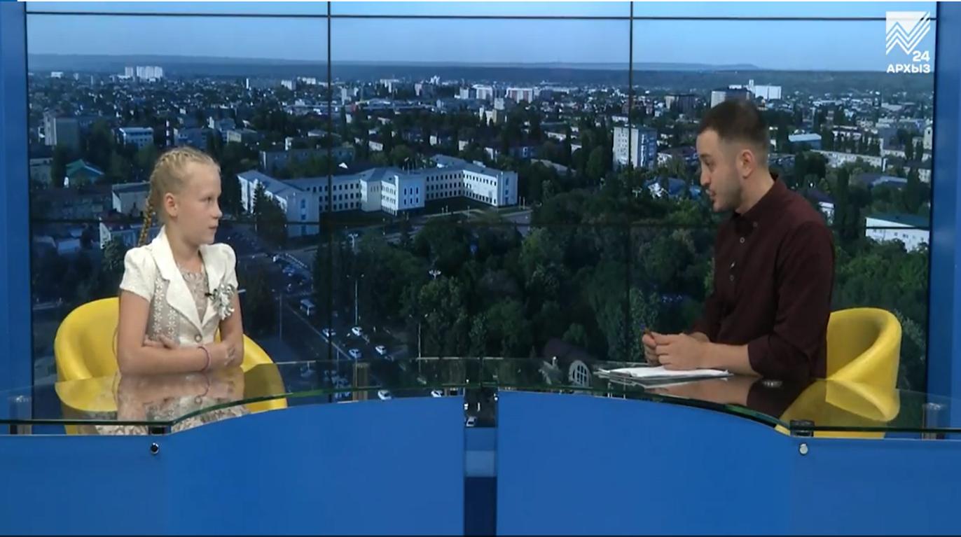 Интервью Маши Проценко